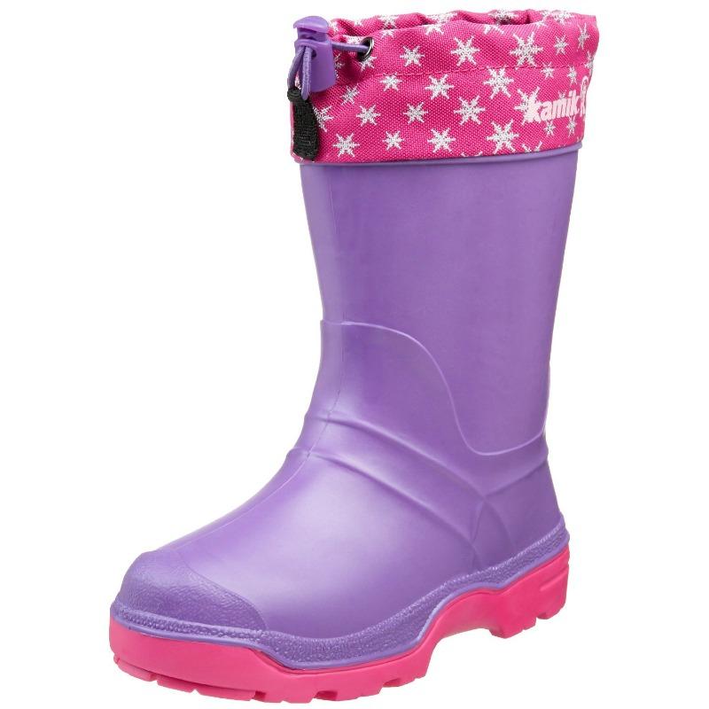 Резиновые сапоги подростковые для девочек KEDDO