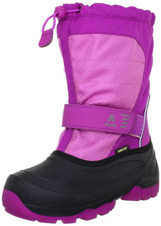 df15964ab Детская обувь :: Kamik IMPULSEG зимние детские сапоги розовые -